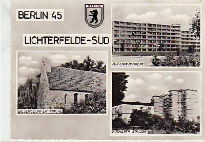 Berlin Lichterfelde ca 1960