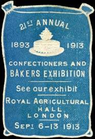 21st Annual Confectioners and Bakers Exhibition