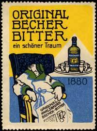1880 Original Becher Bitter