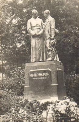 Adolf Kolping-Denkmal