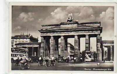 Berlin Mitte Brandenburger Tor 1938