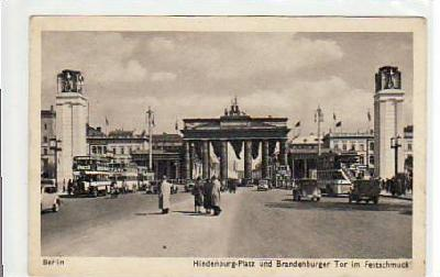 Berlin Mitte Brandenburger Tor 1942