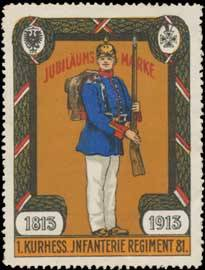 1. Kurhessisches Infanterie Regiment 81
