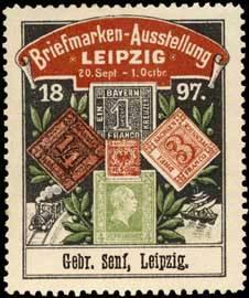 Briefmarken Karlsruhe
