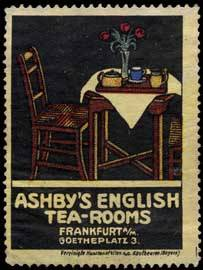 Ashbys English Tea-Rooms