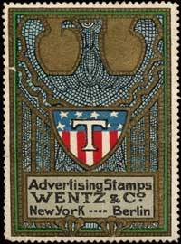 Advertising Stamps