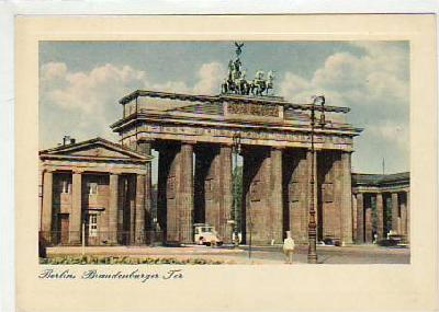 Berlin Mitte Brandenburger Tor ca 1945