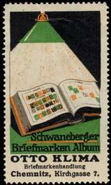 Schwaneberger Briefmarken-Album