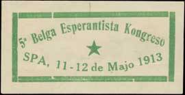 5. Esperanto Kongress