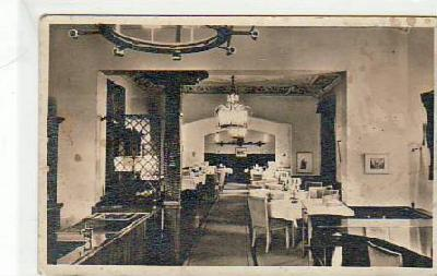 Berlin Mitte Restaurant Ganymed Weinrestaurant 1957