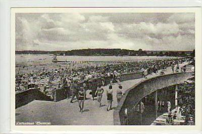 Berlin Wannsee Freibad ca 1940