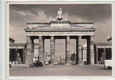Berlin Mitte Brandenburger Tor 1941