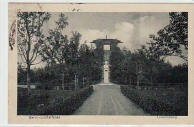 Berlin Gross-Lichterfelde Lilienthalberg 1925