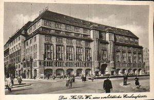 0536a0051529b3 Kaufhaus des Westens – Veikkos-archiv